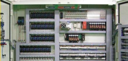 産業制御機器配線工事